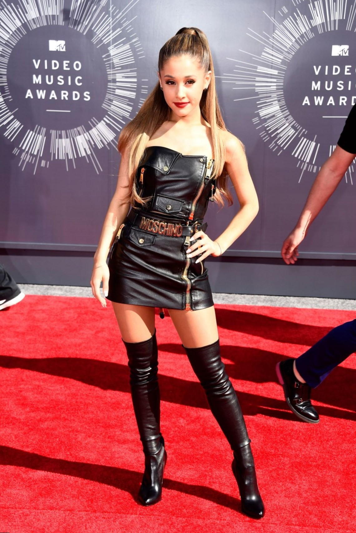 Ariana Grande Celebrity Hair Changes Really