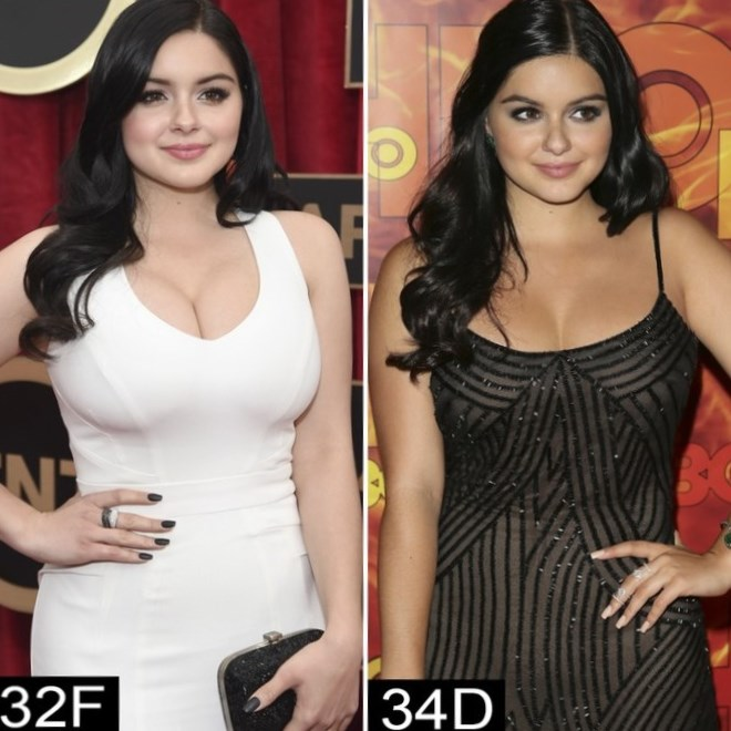 Ariel Winter Height, Weight, Age