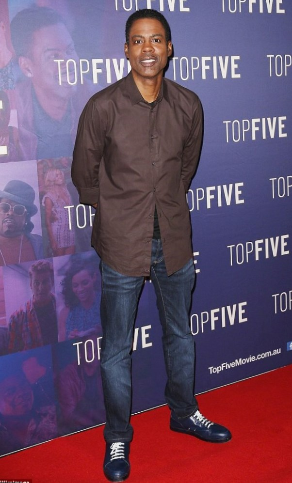 Chris Rock Height, Weight, Age