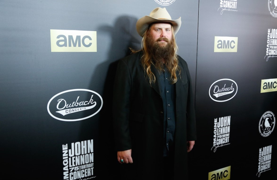 Chris Stapleton - Height, Weight, Age