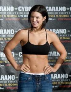 Gina Carano Height, Weight, Age