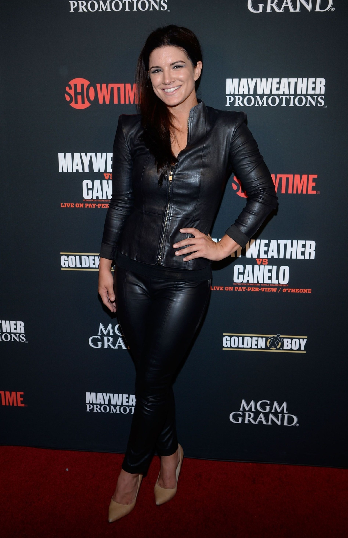 Gina Carano Height, Weight, Age