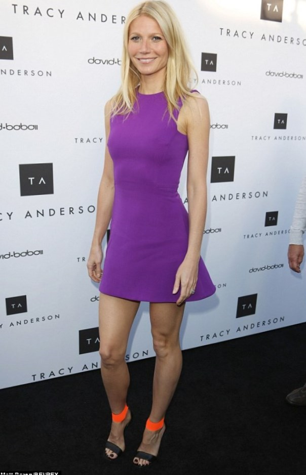 Gwyneth Paltrow - Height, Weight, Age