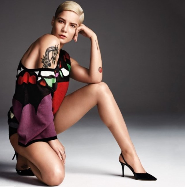 Halsey Height, Weight, Age