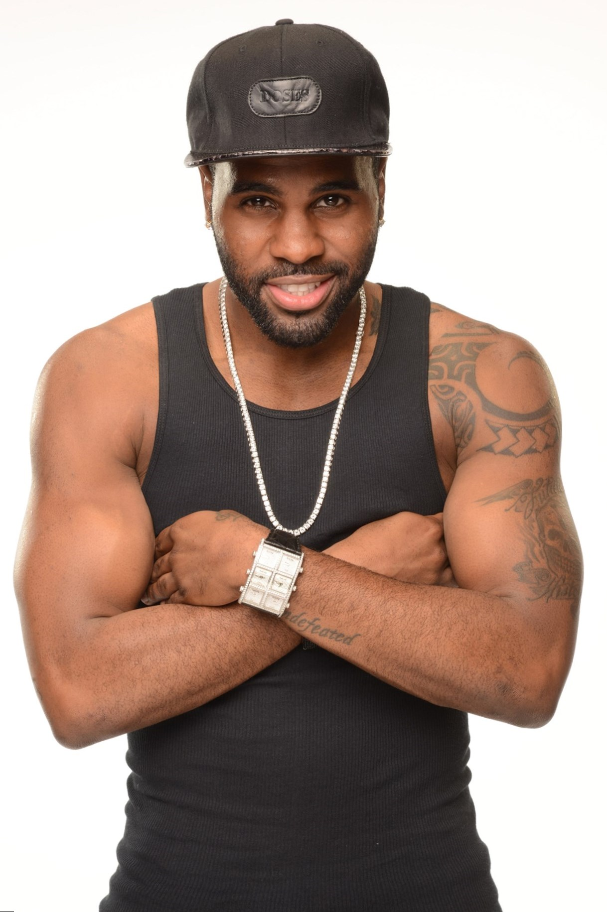Jason Derulo weight, height and age  We know it all!
