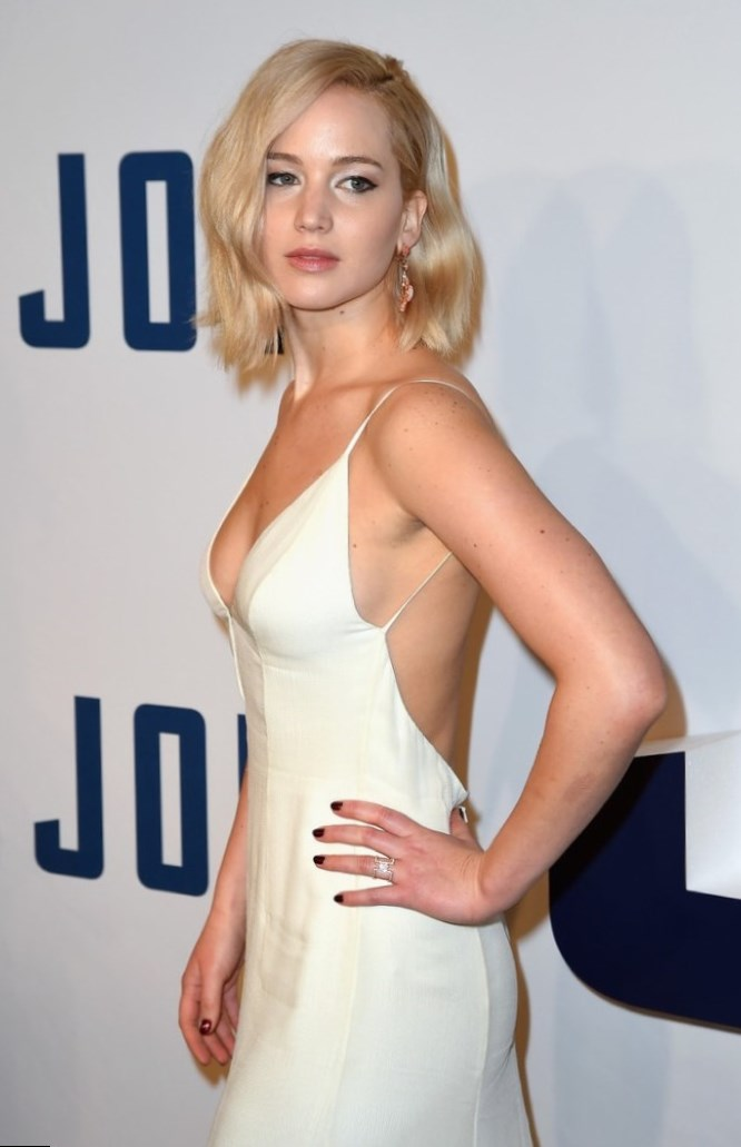 Jennifer Lawrence - Height, Weight, Age