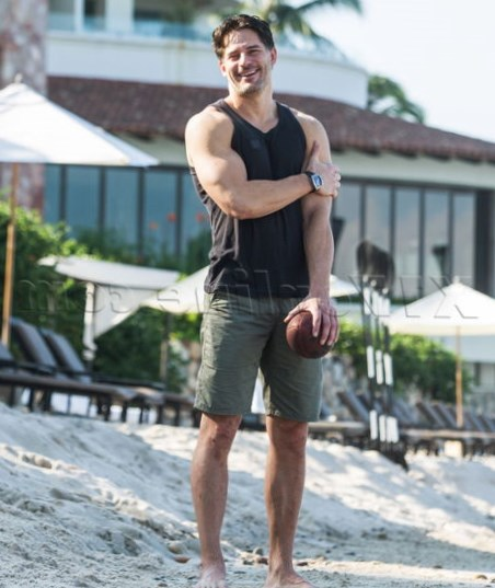 Joe Manganiello weight, height and age. We know it all!
