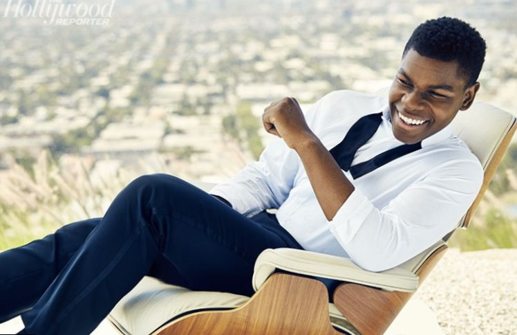 John Boyega - Height, Weight, Age