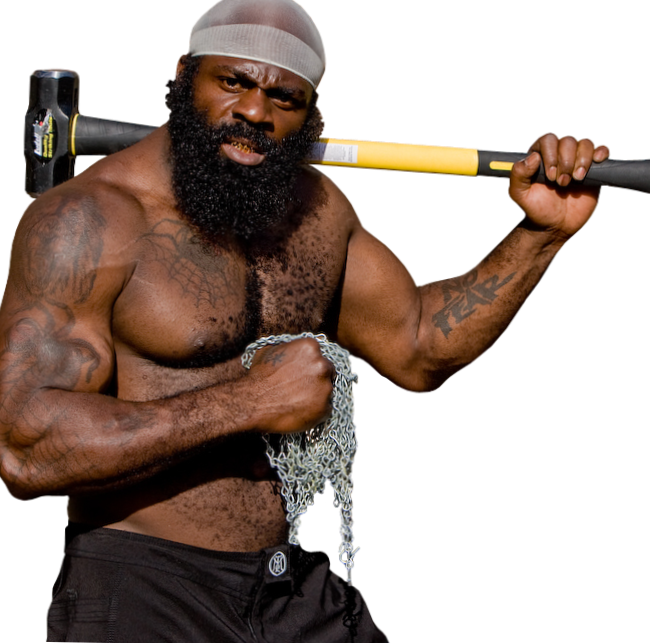 Kimbo Slice Height,Weight, Age