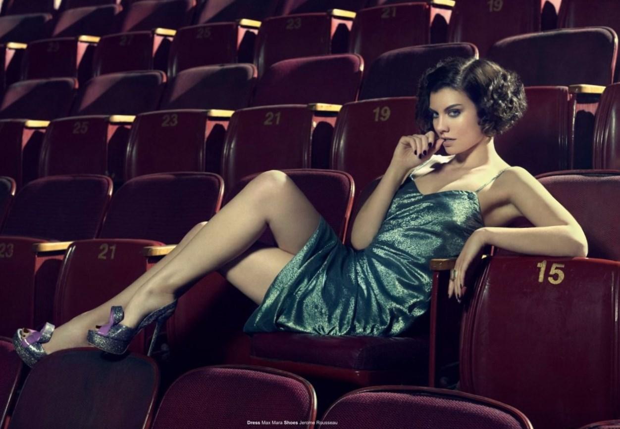 Lauren Cohan - Height, Weight, Age