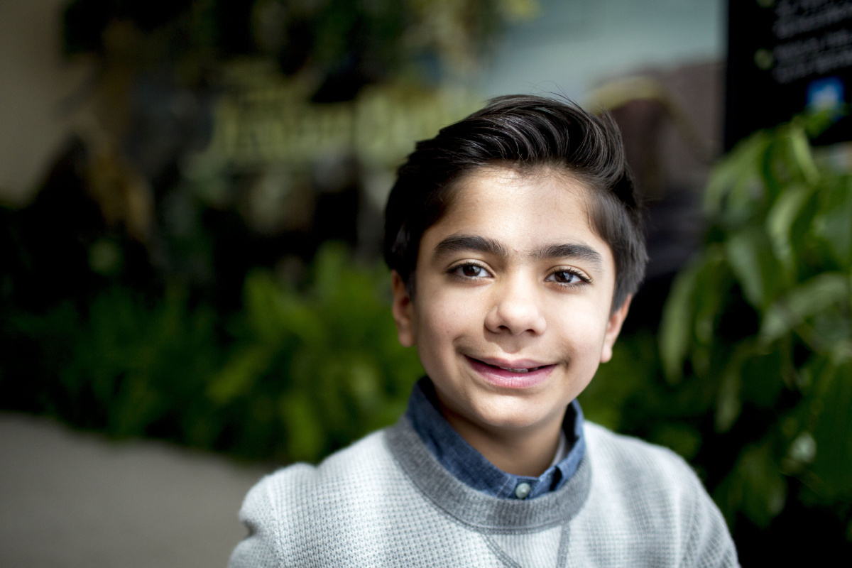 Neel Sethi - Height, Weight, Age
