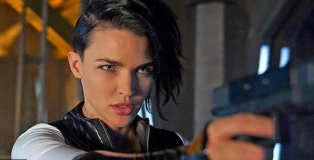 Ruby Rose Drops Resident Evil The Final Chapter Movie: Ruby Rose Celebrity Hair Changes. Really?