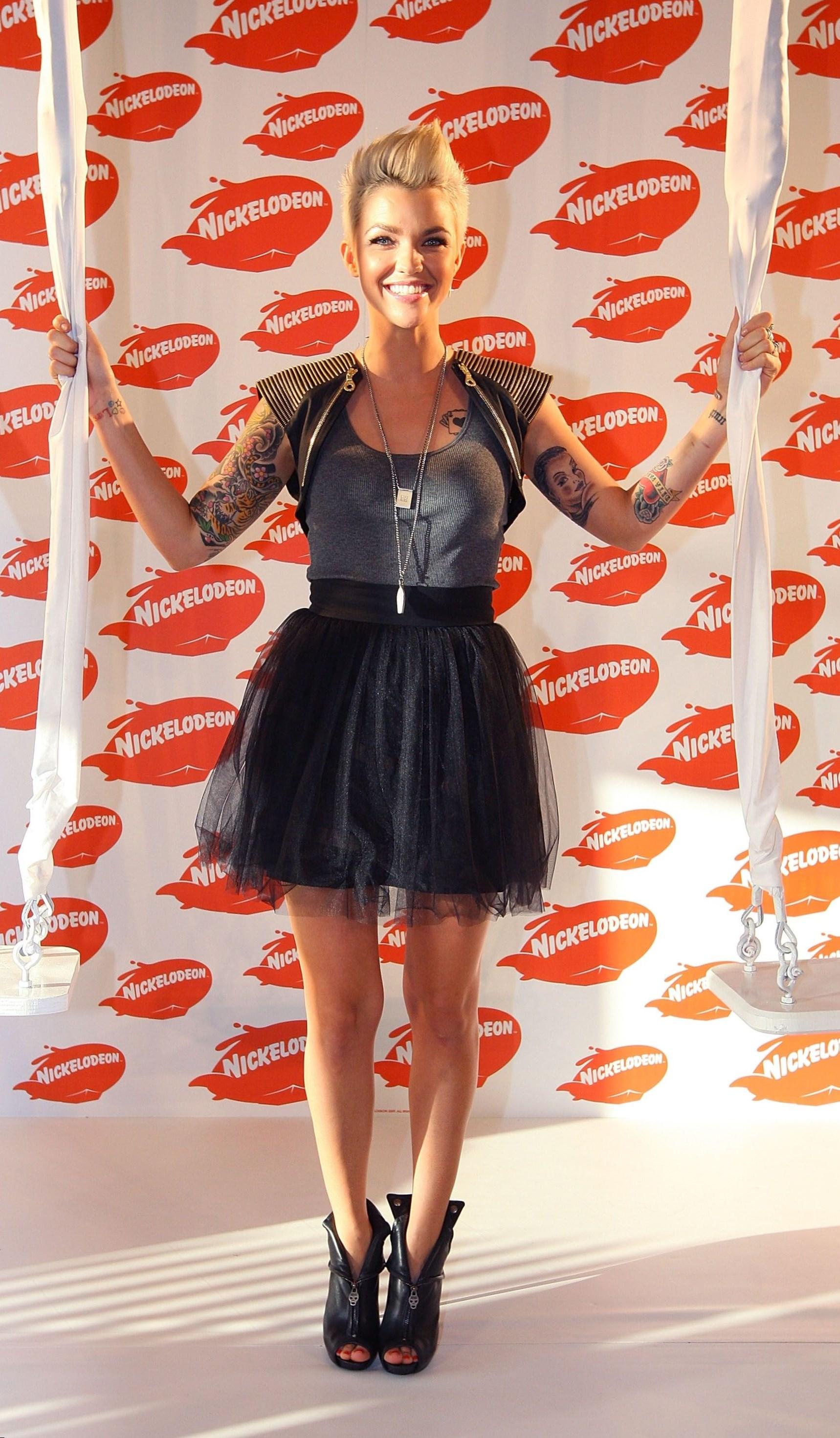 Ruby Rose - Celebrity Style