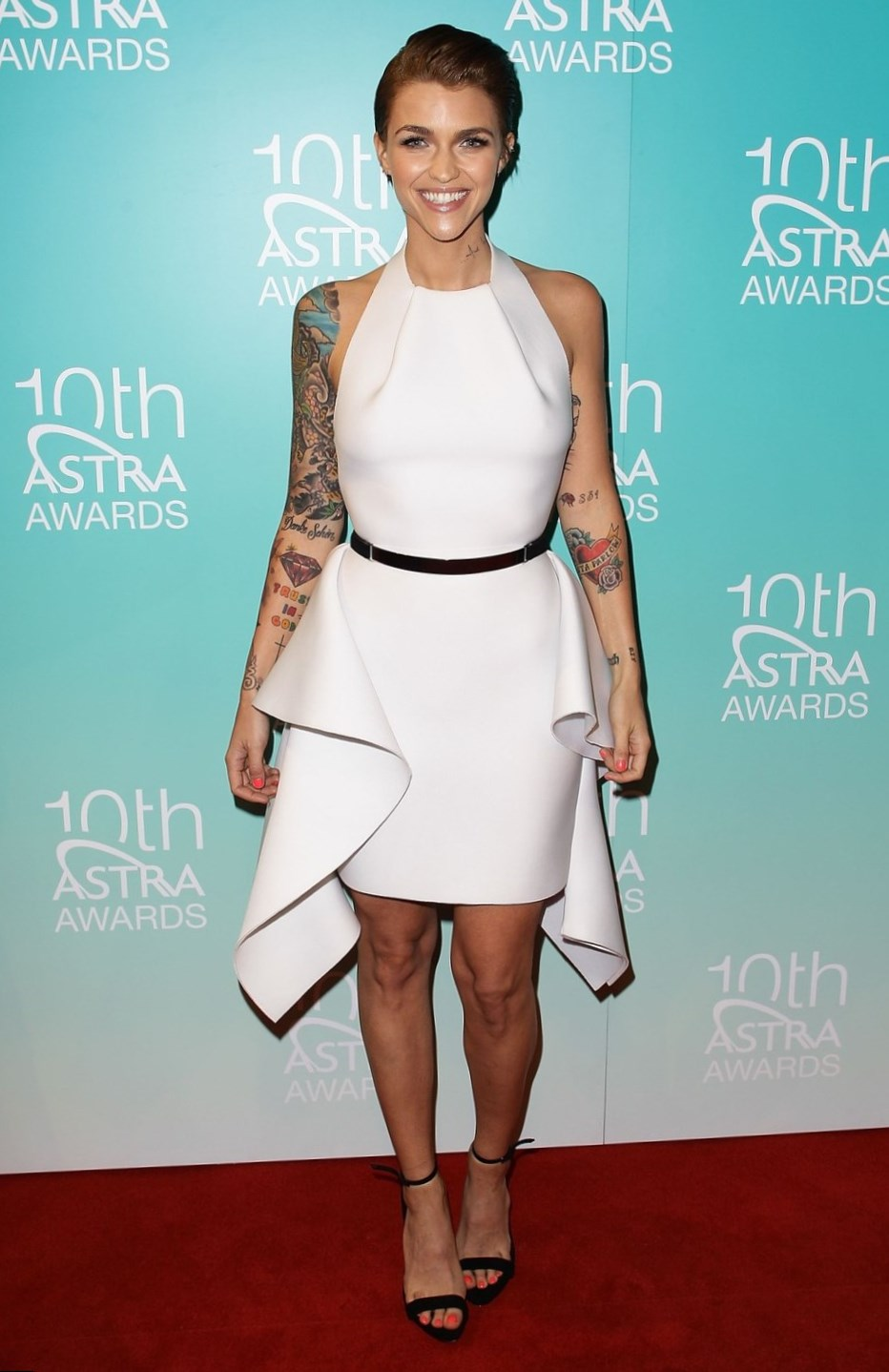 Ruby Rose - Celebrity Style