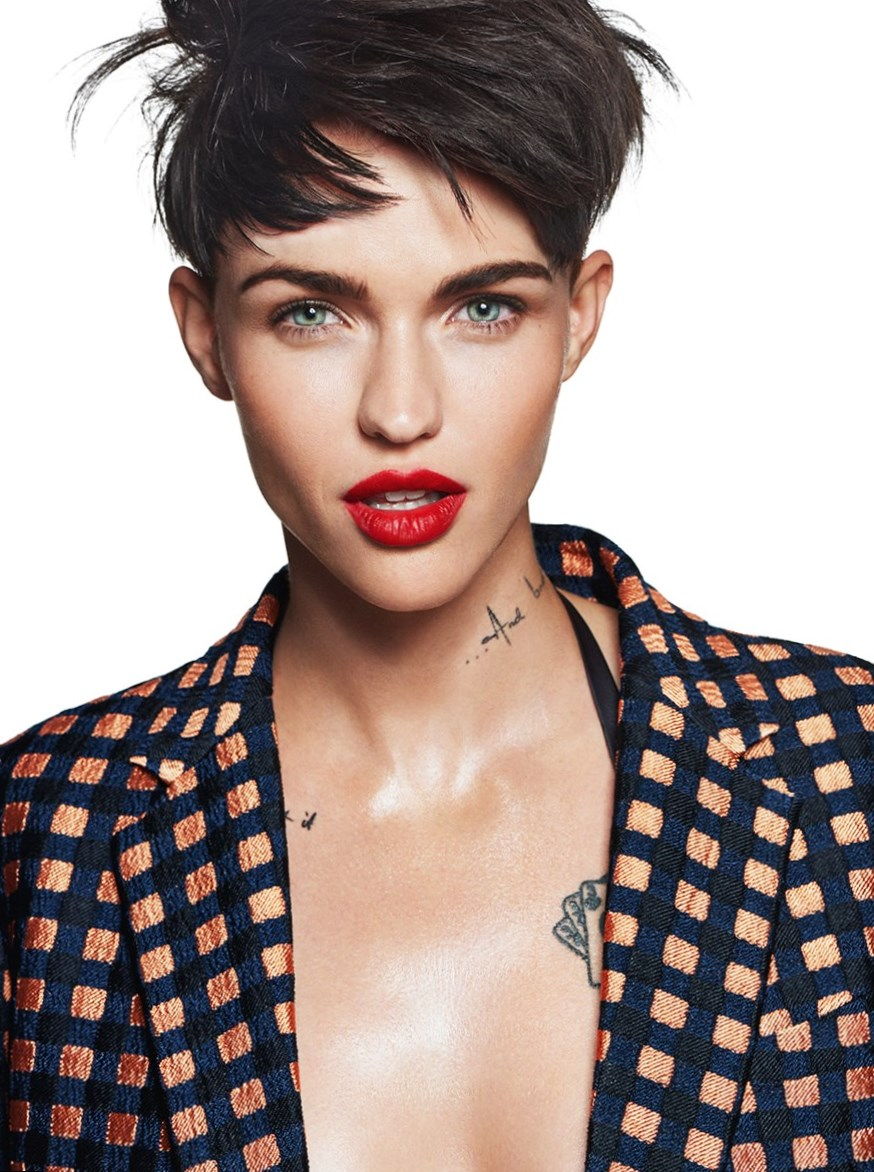 Ruby Rose Height Weight Age