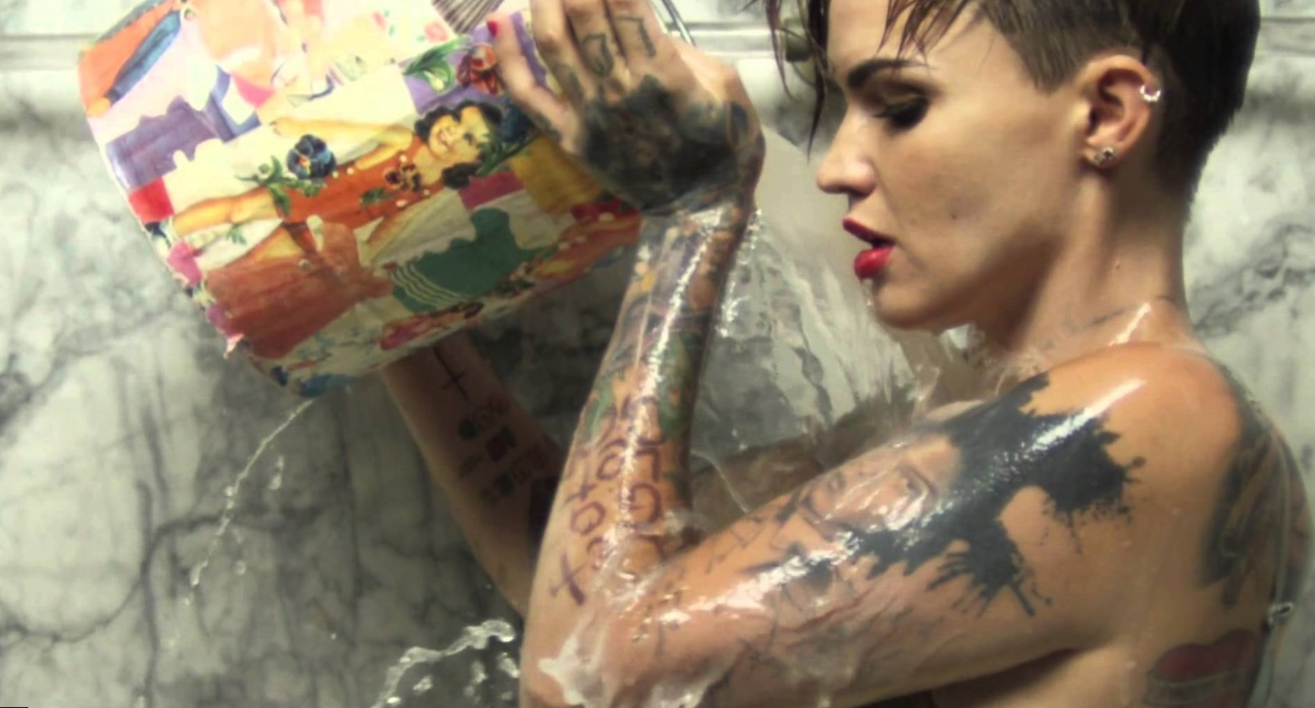 ruby rose sexual category video
