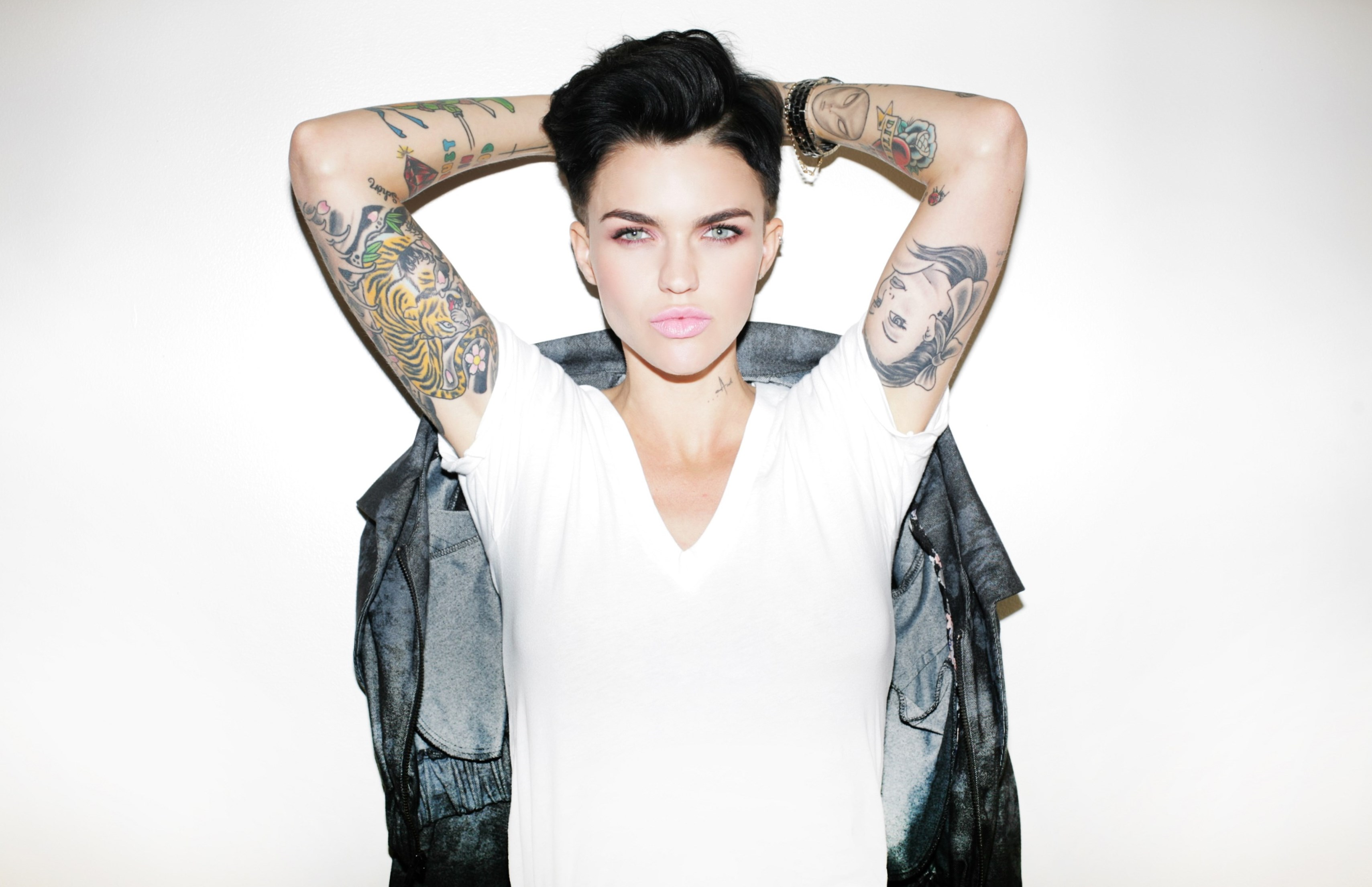 Ruby Rose Celebrity Hair Changes Really: Top Twenty Celebrity Facts