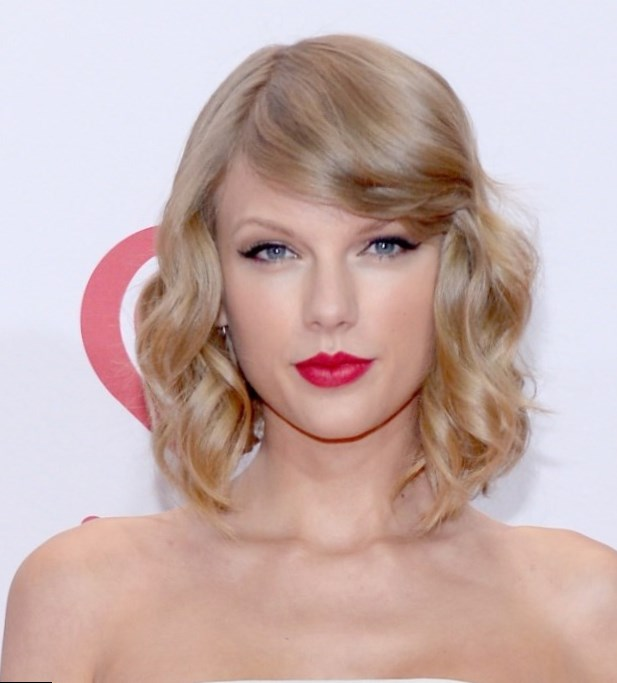 Taylor Swift Celebrity Hair Changes