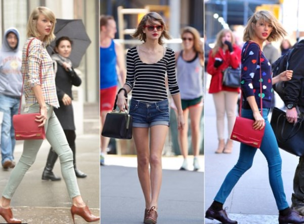 Taylor Swift Celebrity Style