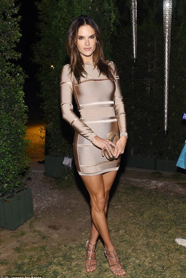 Alessandra Ambrosio - Height, Weight, Age