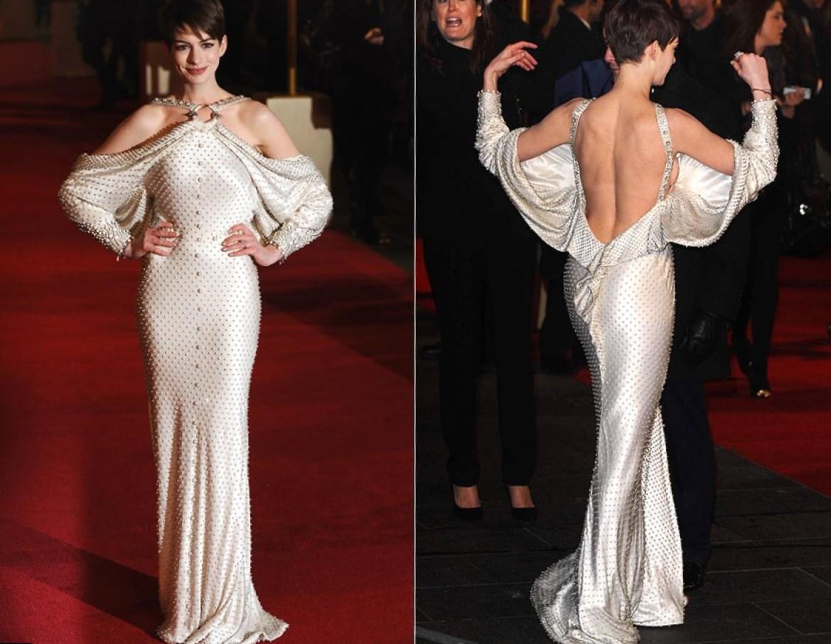 Anne Hathaway drops 25lb on the Les Miserables lettuce ...