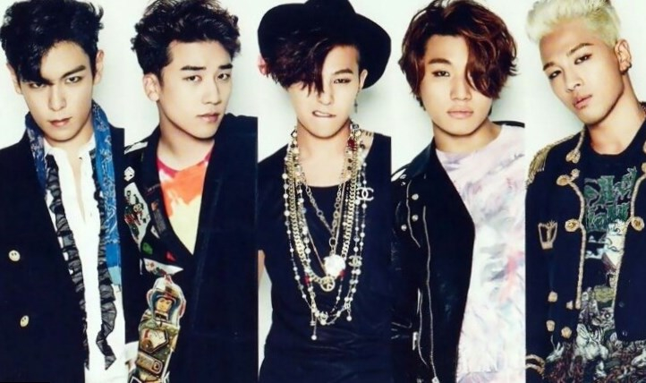 Big Bang Height, Weight, Age
