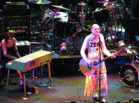 Billy Corgan Height, Weight, Age