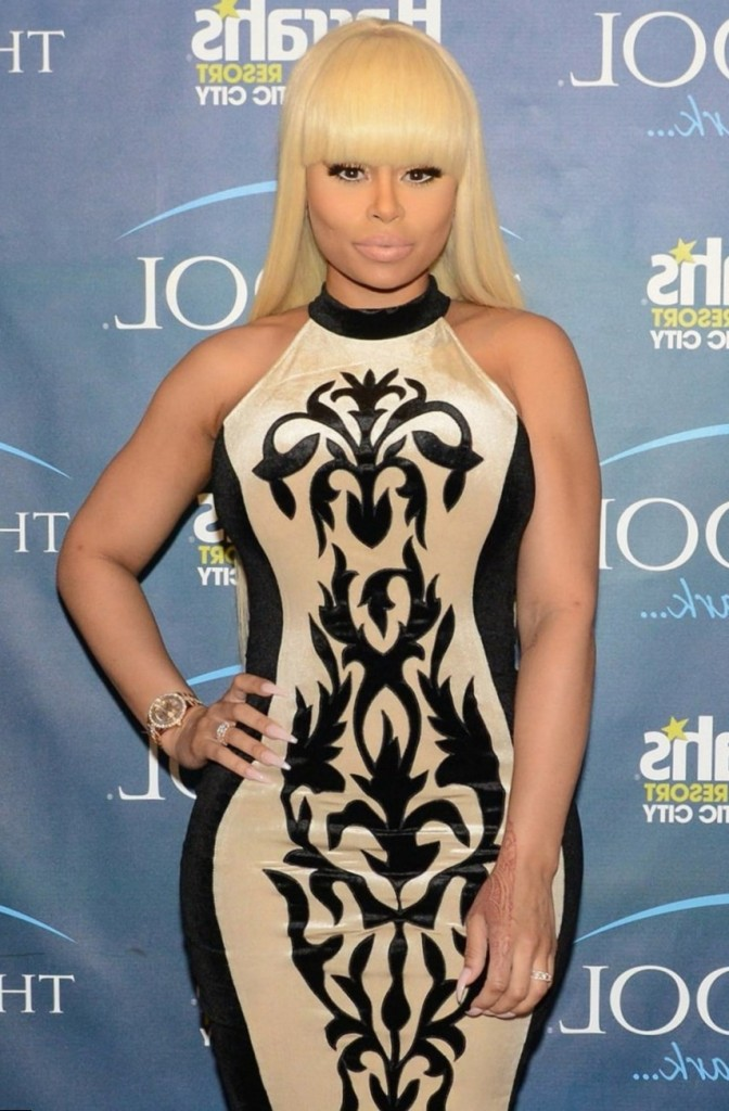 Blac Chyna Height, Weight, Age
