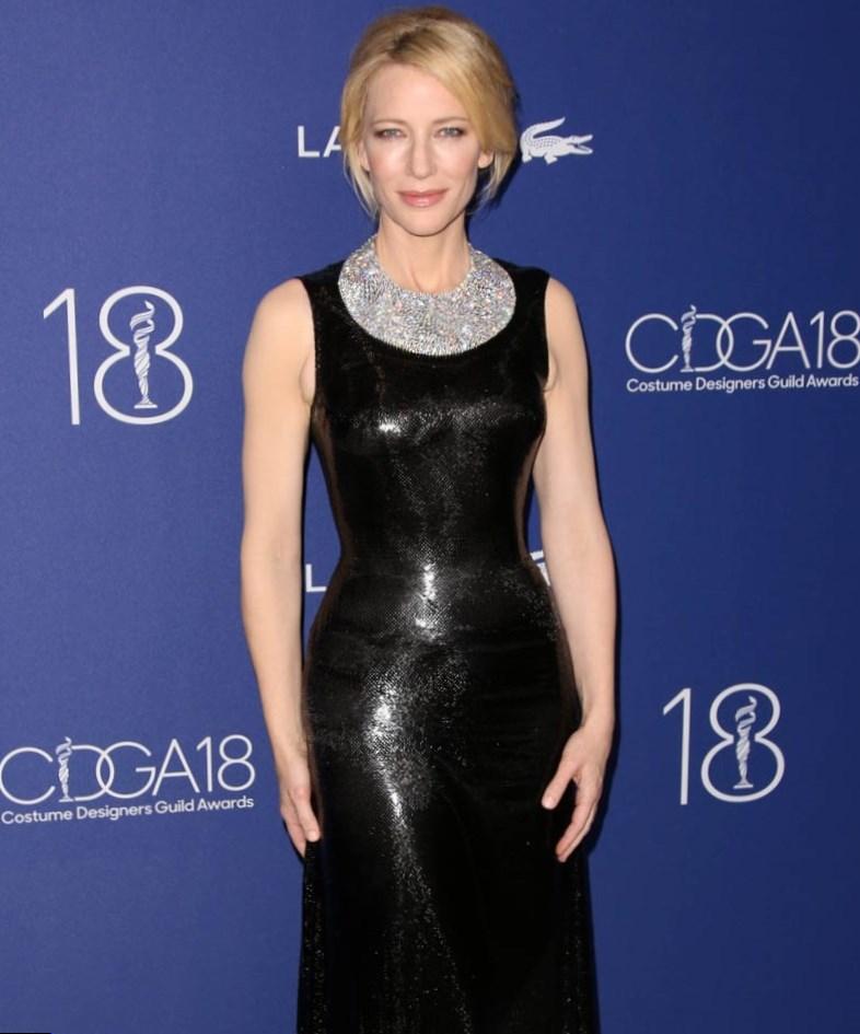 Cate Blanchett - Height, Weight, Age
