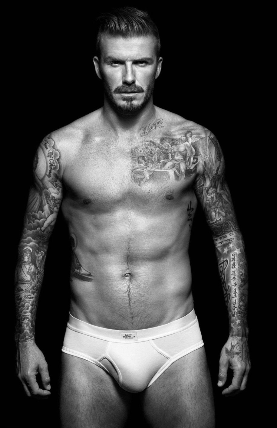 David Beckham Weight, Height And Age. We Know It All