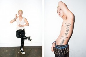 Big Bang Band G-dragon