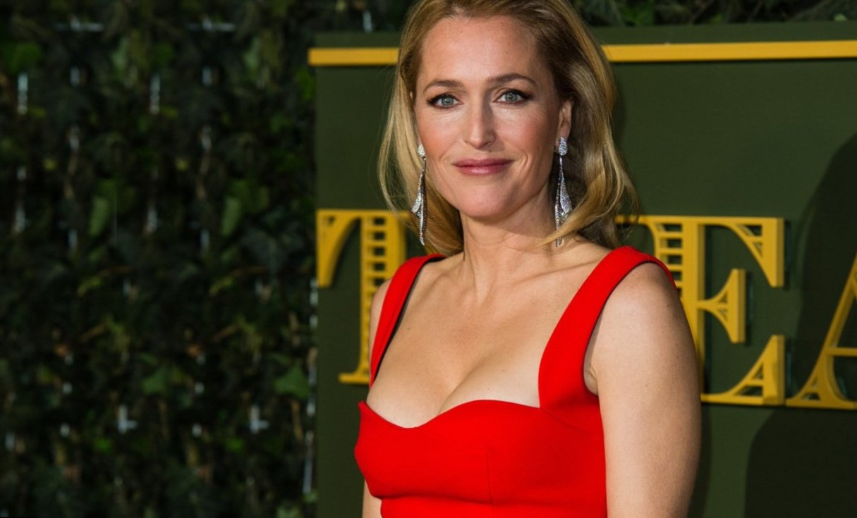 Gillian Anderson Height, Weight, Age