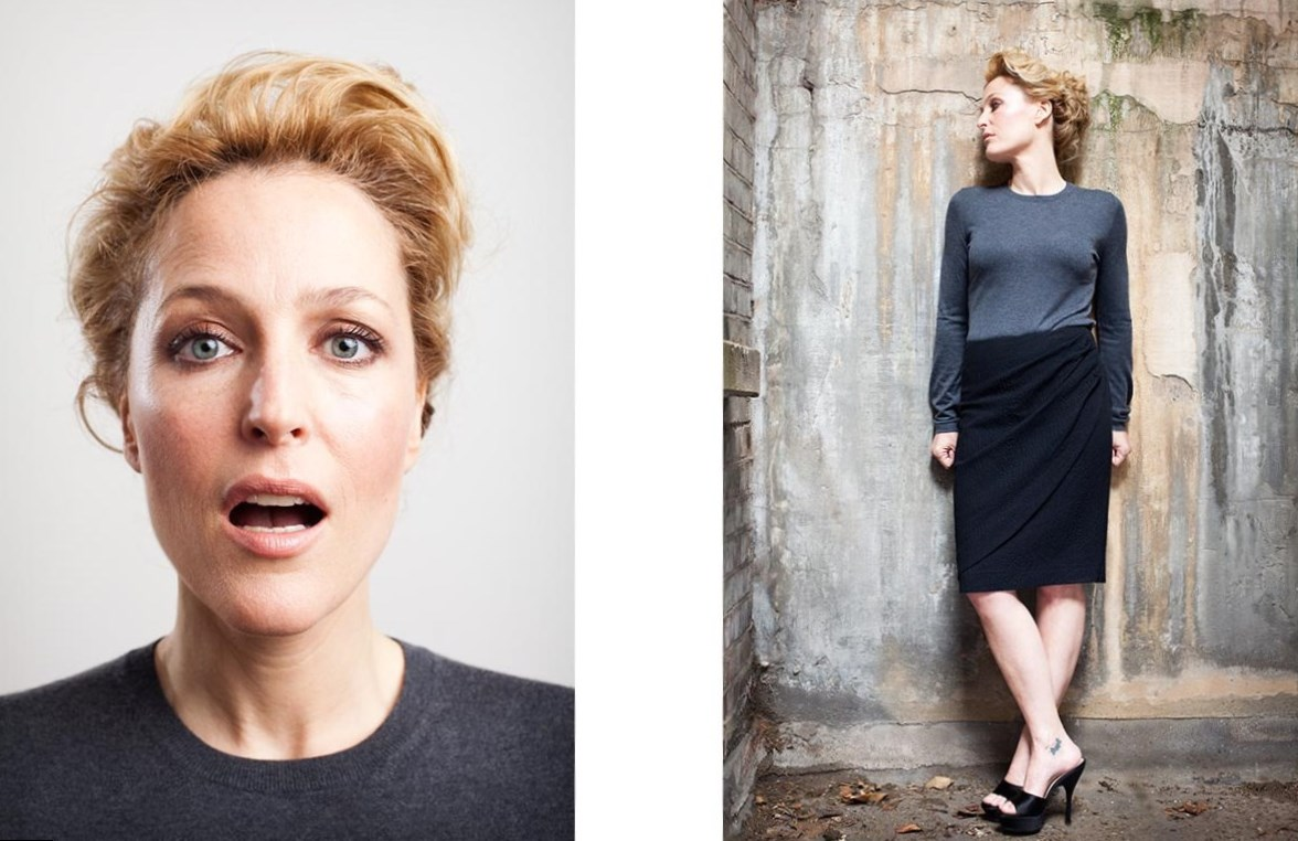 pictures Gillian Anderson born August 9, 1968 (age 50)
