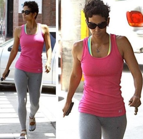 Halle Berry weight, height and age. We know it all!