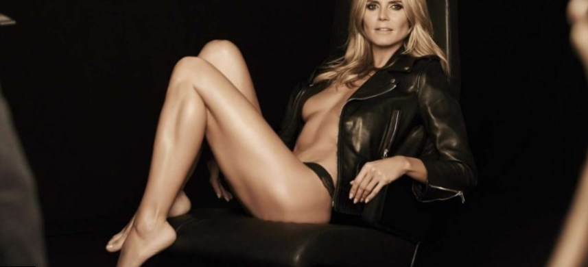 Heidi Klum - Height, Weight, Age