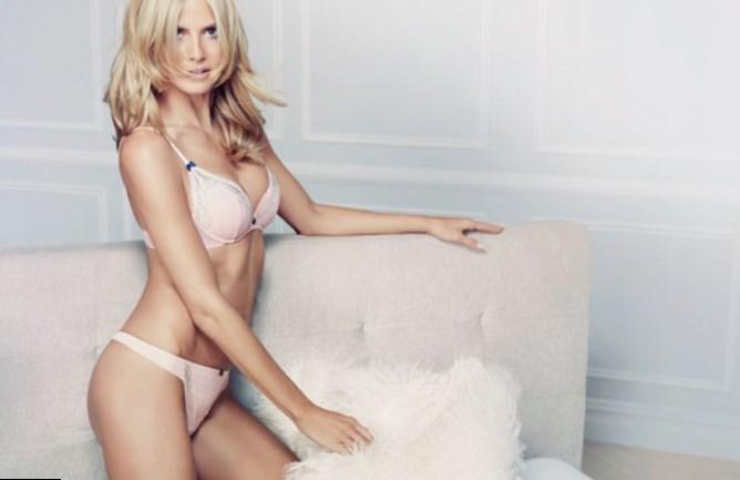 Heidi Klum - Height, Weight, Age