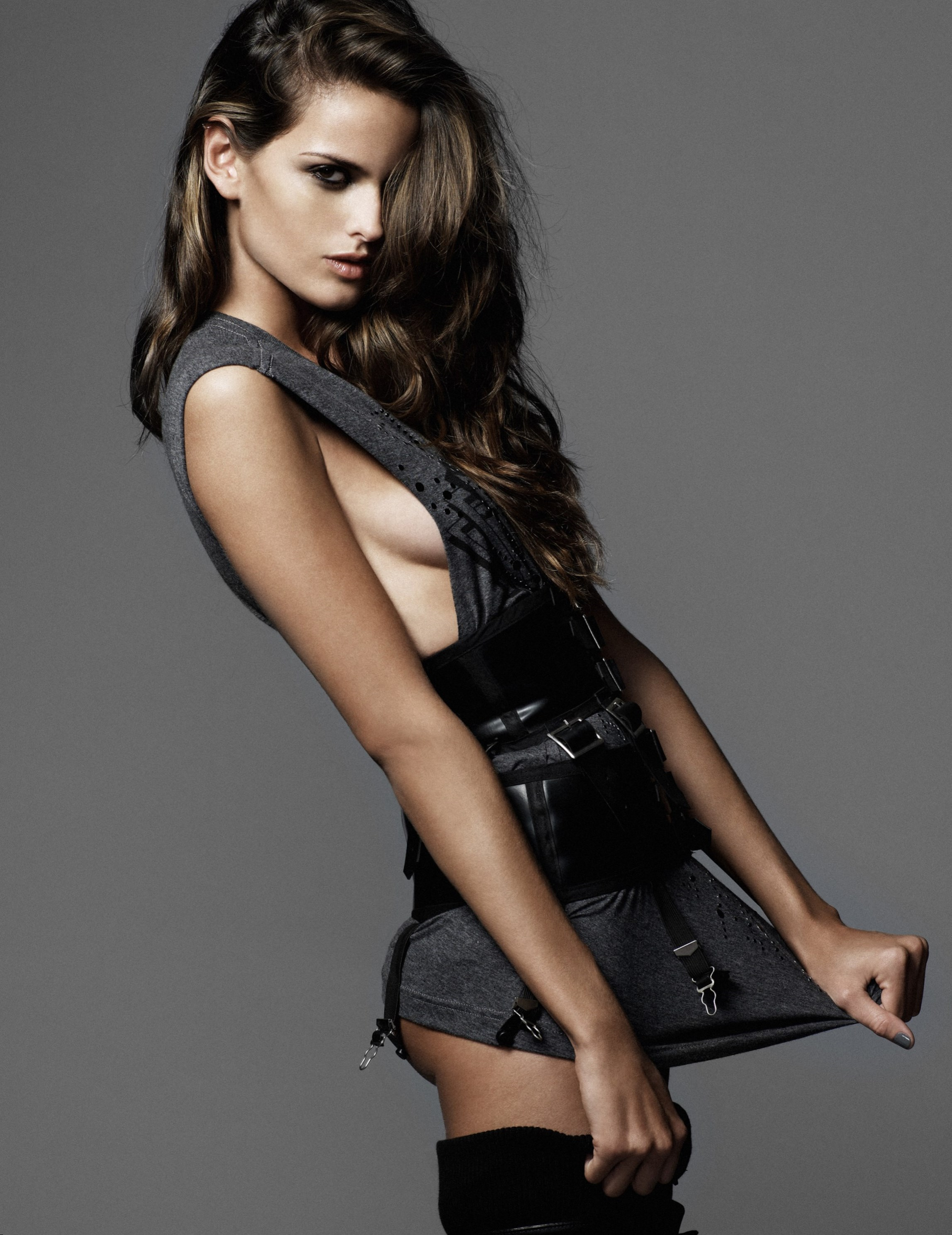 Izabel Goulart weight, height and age. We know it all!