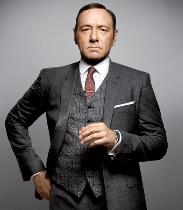 Kevin Spacey's New Hair Makes An Appearance At Australian ... |Kevin Spacey Hair