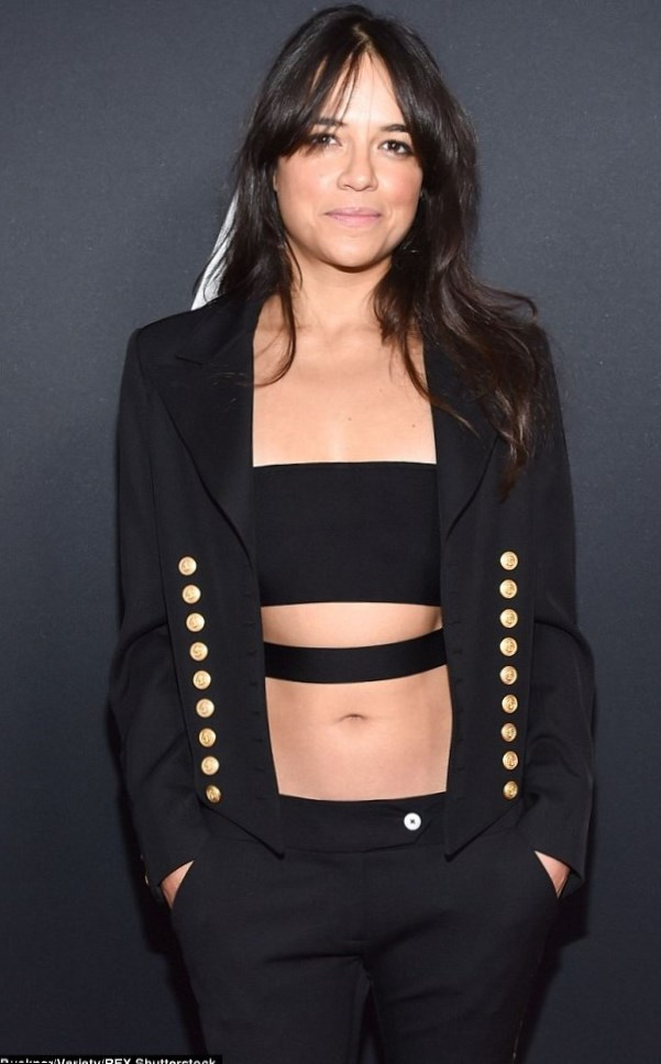 Michelle Rodriguez Weight  Height And Age  We Know It All