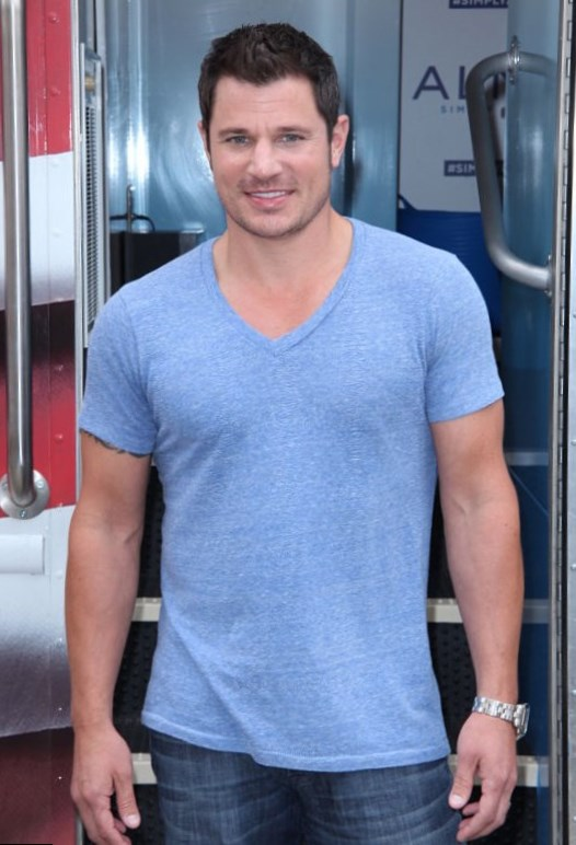 Nick Lachey Height, Weight, Age