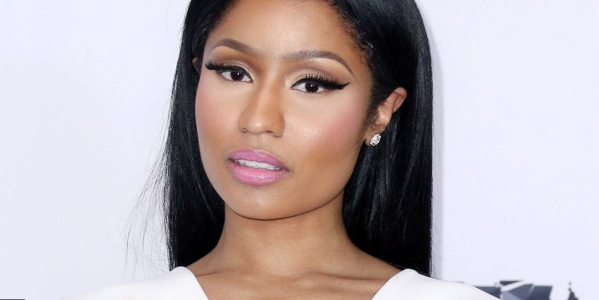 Nicki minaj eye color