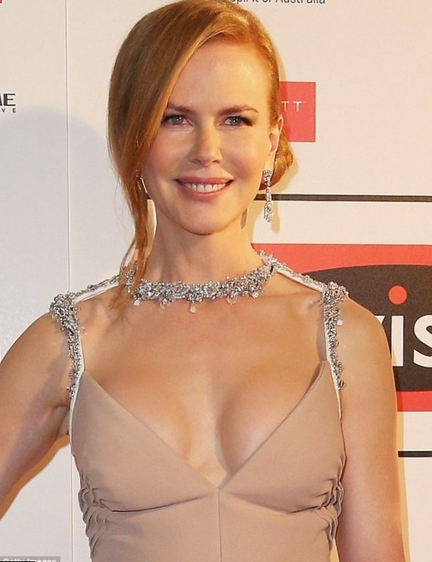 Nicole Kidman Height, Weight, Age