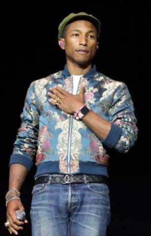 Pharrell williams date of birth in Perth