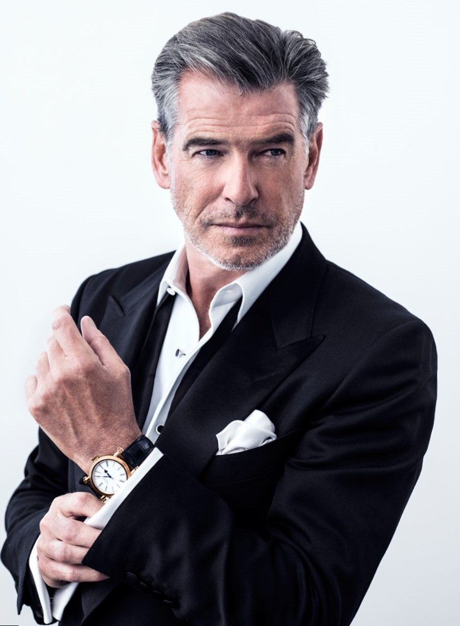 Pierce Brosnan weight,...