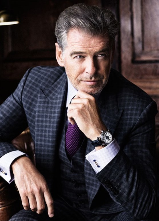 Pierce Brosnan - Height, Weight, Age
