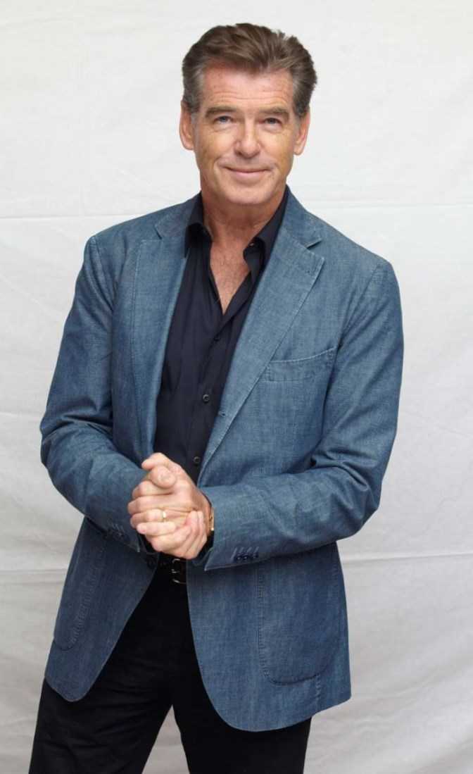 Pierce Brosnan Weight Height And Age We Know It All