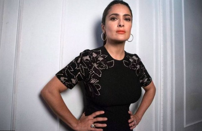 Salma Hayek Height, Weight, Age