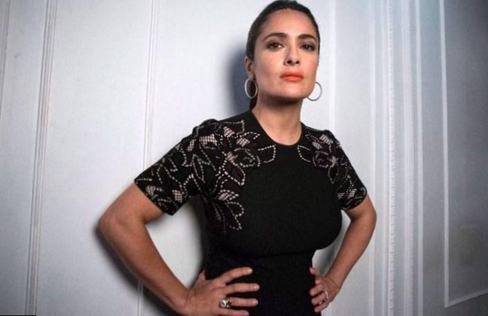 Salma Hayek Height, Weight, Age