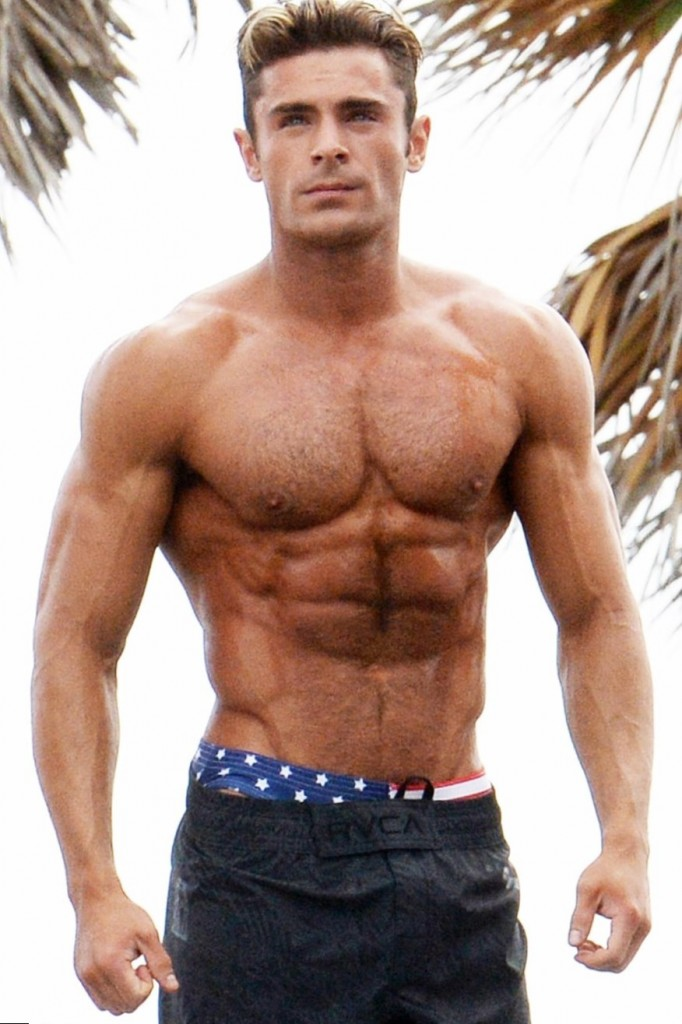Top 10 the best male bodies in the world - starschanges.com