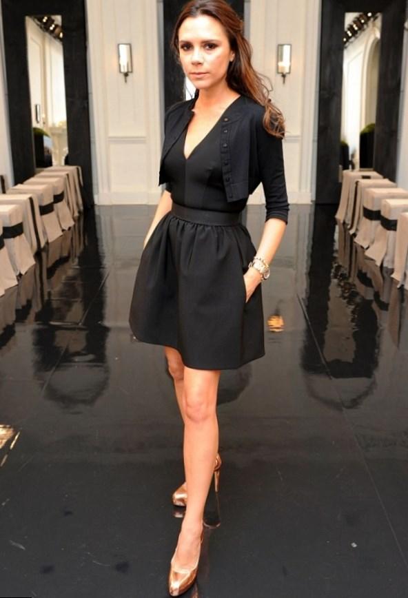 Victoria Beckham Height, Weight, Age